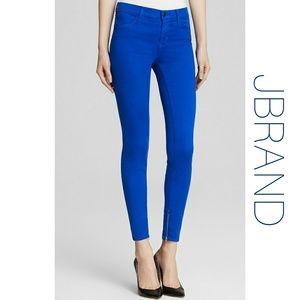 J BRAND skinny Elect Blue Jeans